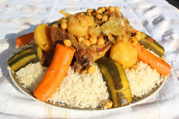 couscous beuf